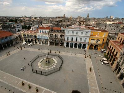 Обзорная экскурсия по Колониальной Гаване