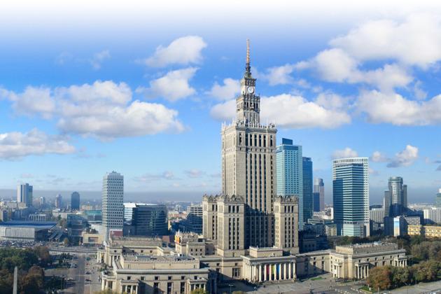 Обзорная экскурсия по Варшаве на автомобиле
