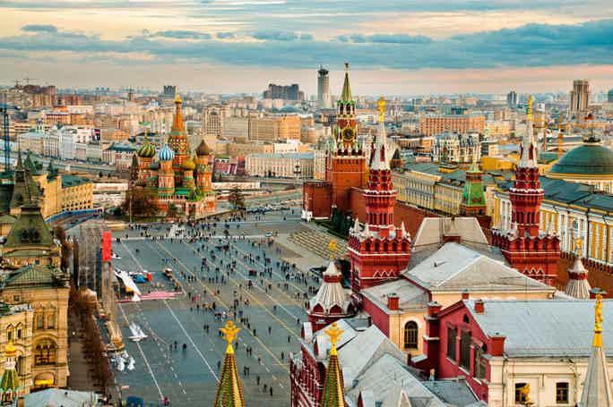 По крышам Москвы: «А из нашего окна Площадь Красная видна»