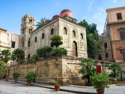 Арабо-норманнское наследие Палермо
