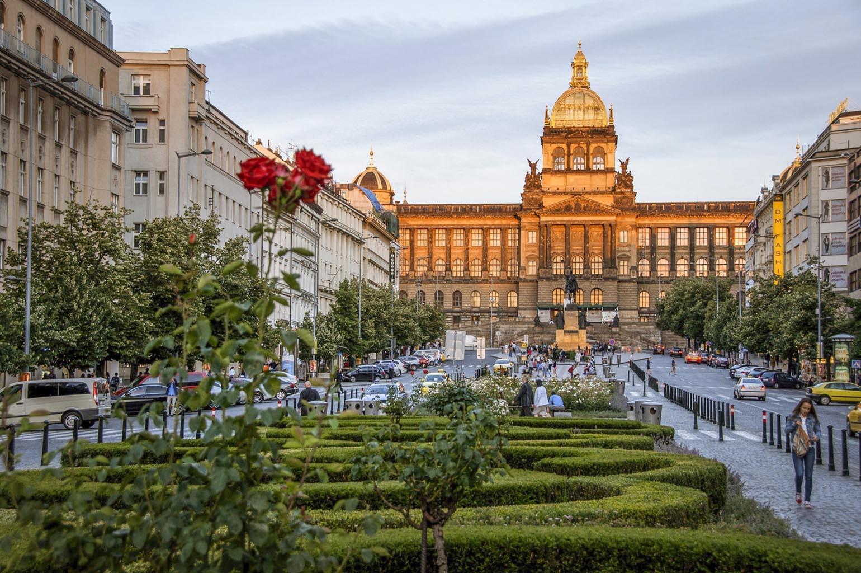 Онлайн-экскурсия: Пражские секреты, или политический центр Чехии.