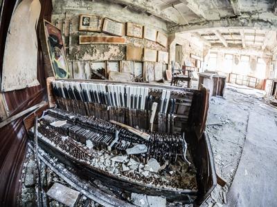 Однодневный тур в Чернобыль и Припять от официального организатора!