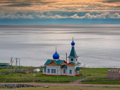Поездка на Байкал в Большое Голоустное