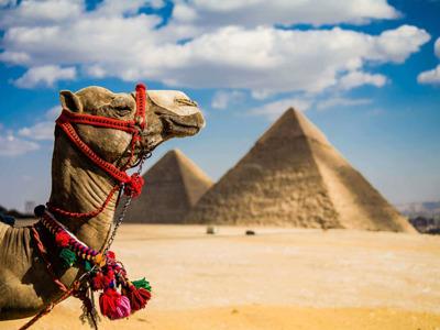 Поездка в Каир к  великим пирамидам
