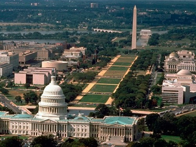 Вашингтон за один день!