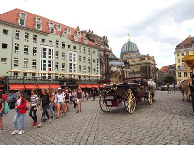 Авторская экскурсия «Русский мир Дрездена»