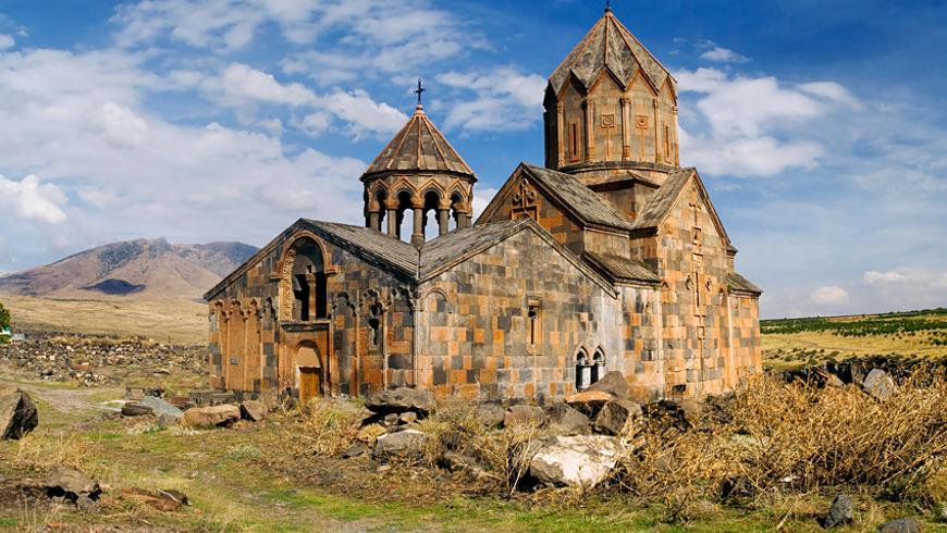 Средневековые монастыри Аштарака