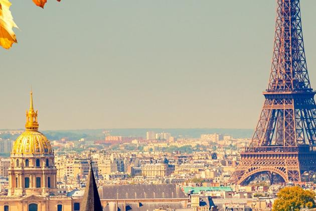 С Парижем на «ты» — дружеская обзорная прогулка в мини-группе.