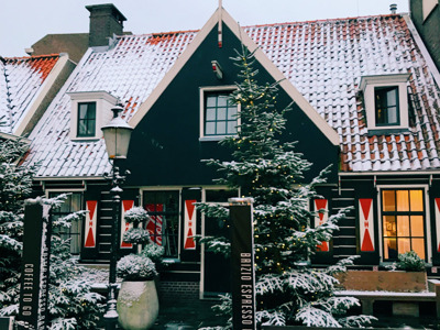 Онлайн-экскурсия «Рождественский Волендам. Голландская сказка на ночь»