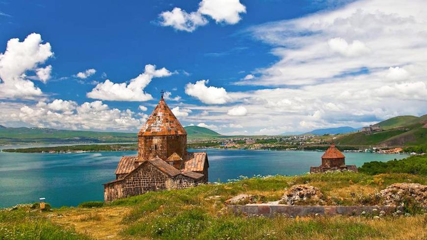 Поездка на озеро Севан и в монастырь Севанаванк