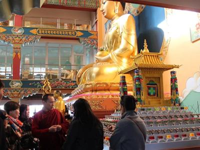 Буддизм в Бурятии: экскурсия в дацан Ринпоче Багша
