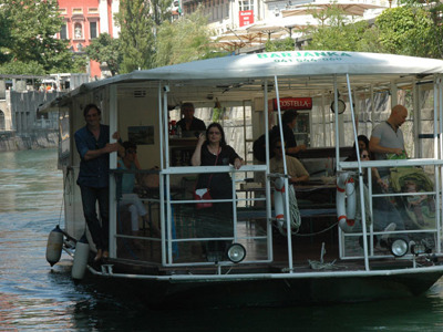 Дегустационный тур по реке Любляница