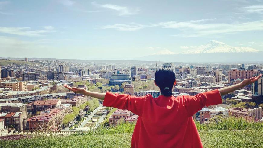 Любимый Ереван: вечерняя прогулка от А до Я