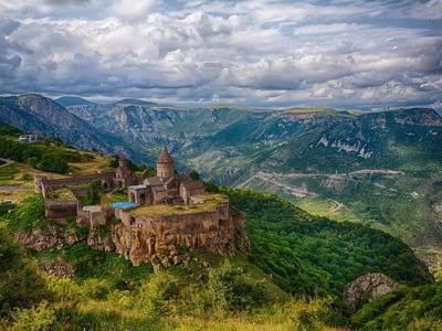 Тайны древней обсерватории Караундж и полет на Крыльях Татева