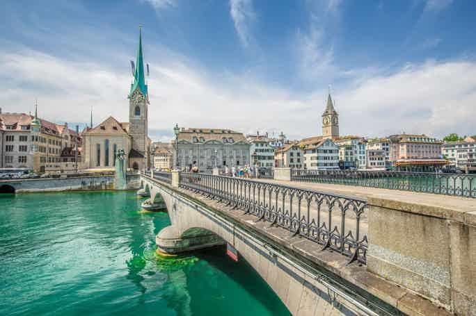 Цюрих — один из самых дорогих городов мира