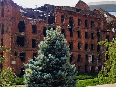 Царицын — Сталинград — Волгоград пешком