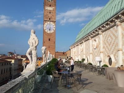 Экскурсия в Виченце. По следам Андреа Палладио.