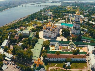 """Обзорная экскурсия на машине """"Киев -столица Украины"""""""