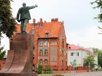 Прогулка по улицам Балтийска и Янтарного