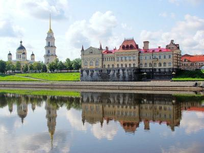 Рыбинск: Петербург в миниатюре