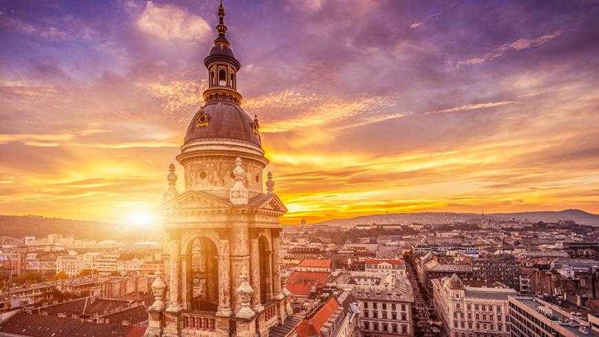 Обзорная пешеходная экскурсия по Будапешту