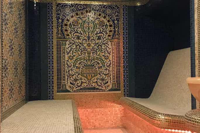 Турецкая баня «Хаммам»