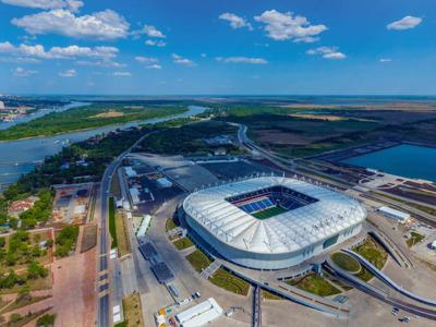 «Ростов-Арена», экскурсия по стадиону
