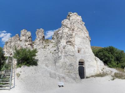 Легенды пещерных храмов 2 в 1: Костомарово — Дивногорье
