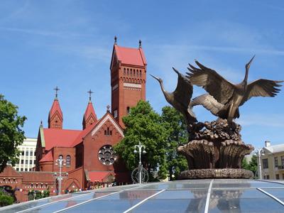 Бесплатная онлайн-экскурсия «Минск — город-солнце»