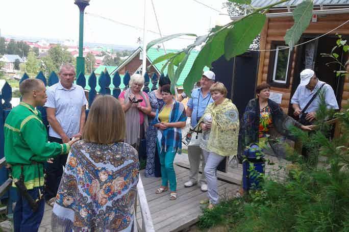 Ханты-Мансийск: история и современность