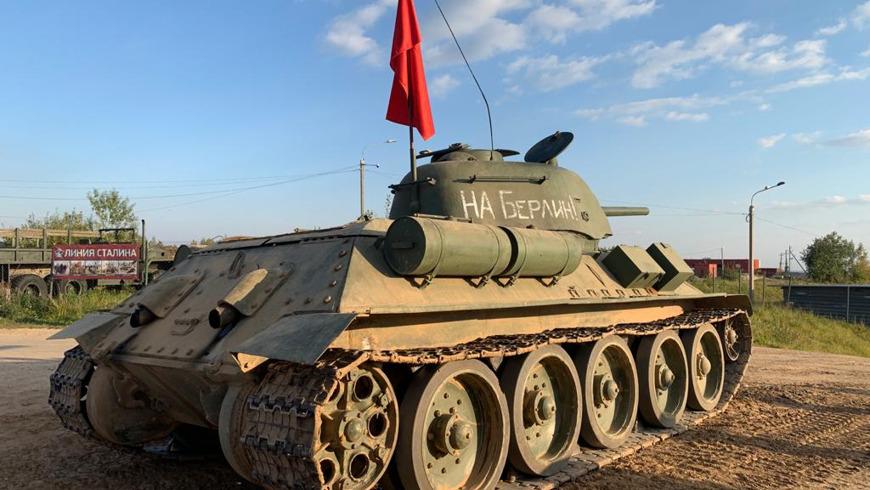 Поездка в военно-исторический музей «Линия Сталина»