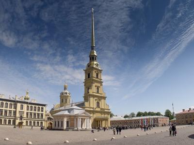Экскурсия по Петербургу и Петропавловской крепости