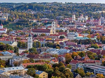 Добро пожаловать в Вильнюс - ежедневная групповая экскурсия