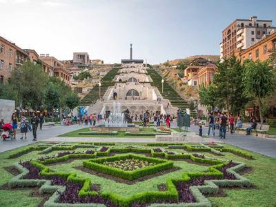 Величественный Ереван