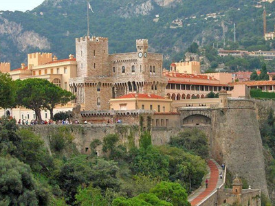 Сказочное Княжество Монако