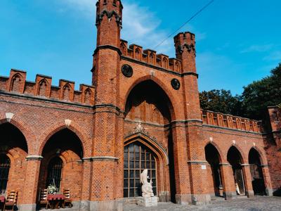 Экскурсия из Зеленоградска «Форты и бастионы Кёнигсберга»