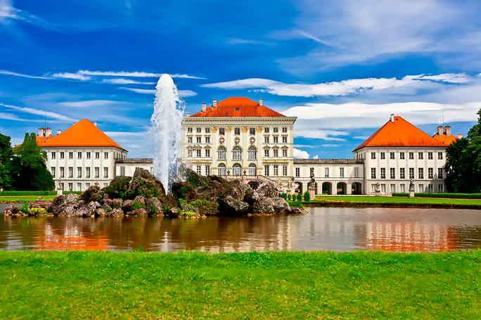 Исторический центр и Нимфенбург