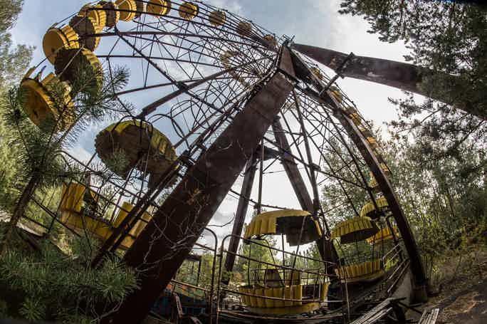 Приватный тур в Чернобыль и Припять с трансфером и обедом