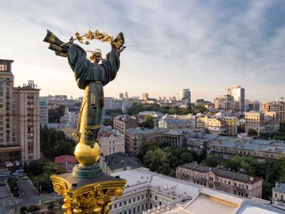 Мой Киев (обзорная пешеходная экскурсия для индивидуалов)