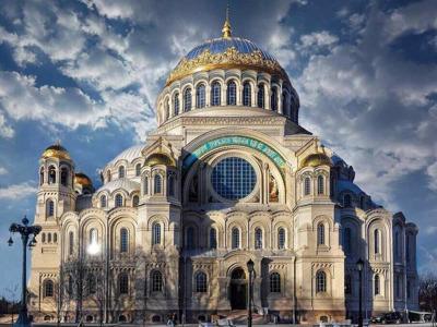 Кронштадт — морской щит Петербурга (с посещением форта Константин)