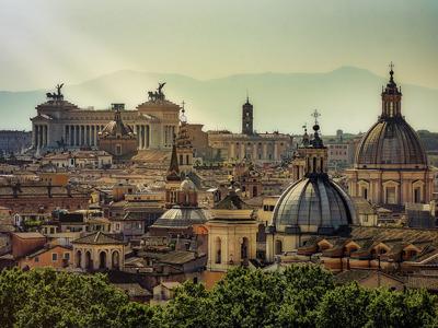 Пешеходная обзорная экскурсия по Риму