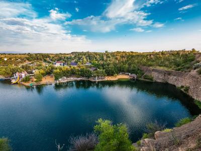Тур на озеро Эльдорадо  + Парк Лога из Ростова-на-Дону