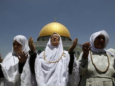 Мусульманские святыни Иерусалима