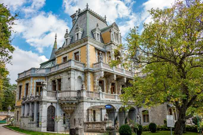 Всё о Массандре — Дворец Массандры и дегустация вин (без доплат)