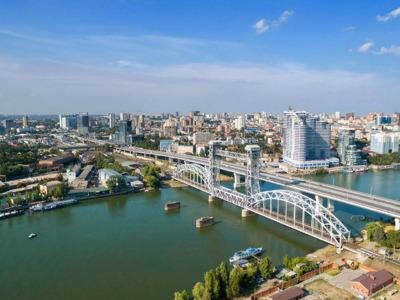 Ростов-на-Дону — город у тихого Дона
