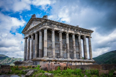 Храм Гарни и монастырь Гегард