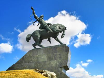 Уфа - город, как на ладони!