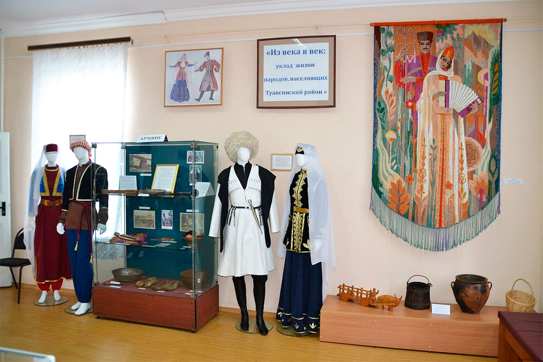Фото Историко-краеведческий музей Полетаева в Туапсе.