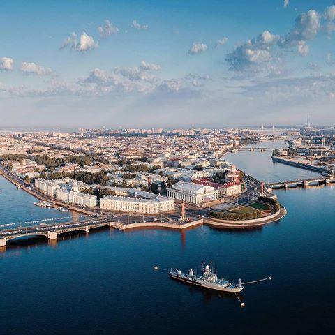 что посмотреть на васильевском острове