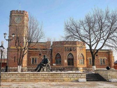 Пешеходная экскурсия по историческому центру Оренбурга